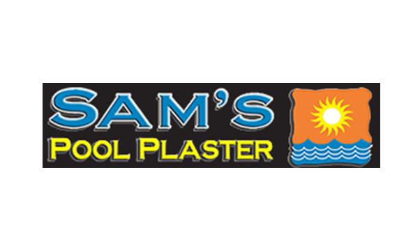 Sam's Pool Plaster Logo